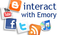Interact with Emory